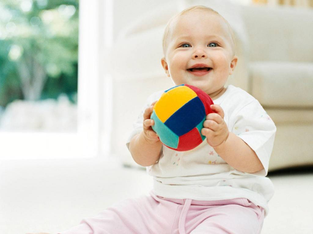Развивающие игры с ребенком от 9 месяцев до 1 года. часть 1 – жили-были