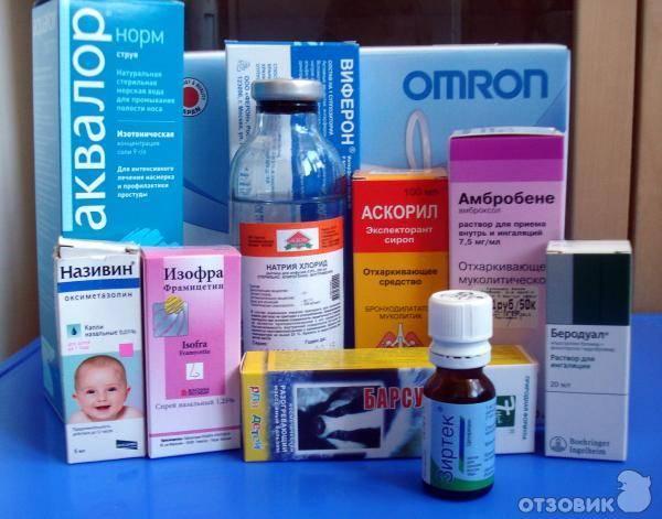 Если у ребенка болит горло