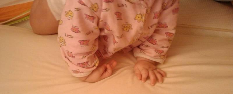 Опасный возраст - детские травмы в первый год жизни