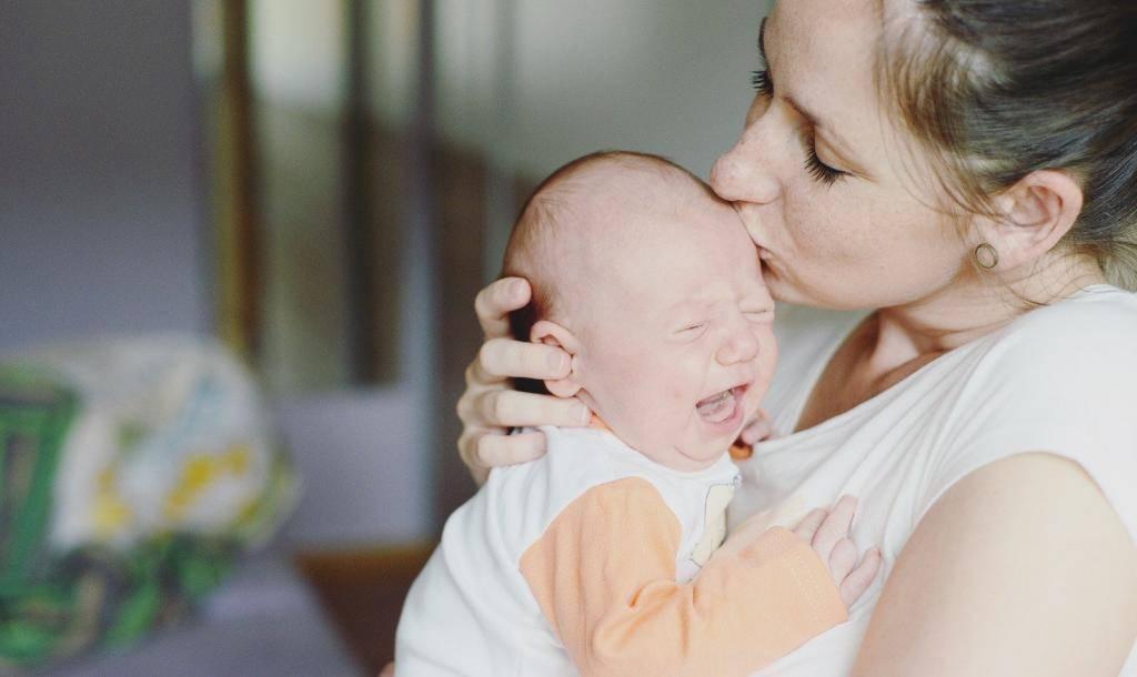 Пусть ребеночек поплачет? | православие и мир