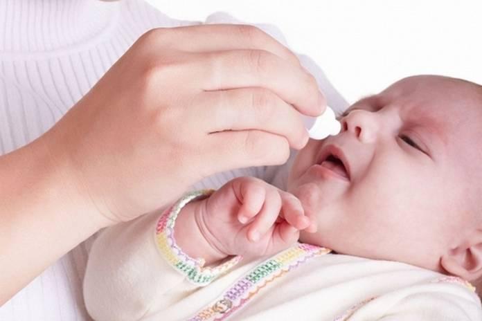 Ребенок 5 лет шмыгает носом а соплей нет чем лечить