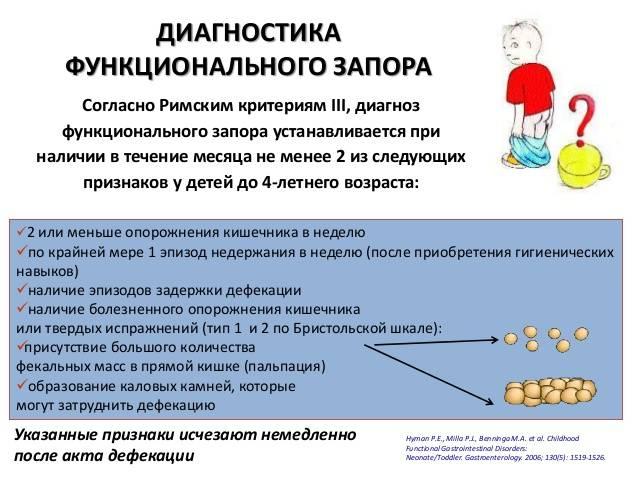 Запор у младенцев: каковы причины? - энциклопедия детское питание