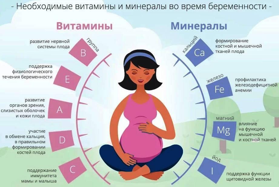 Образ жизни в период планирования беременности