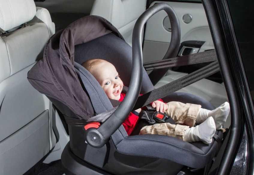 Как выбрать автокресло для ребенка от 1 года?