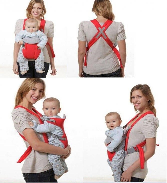 С какого возраста можно носить ребенка в кенгуру - 77 фото лучших моделей