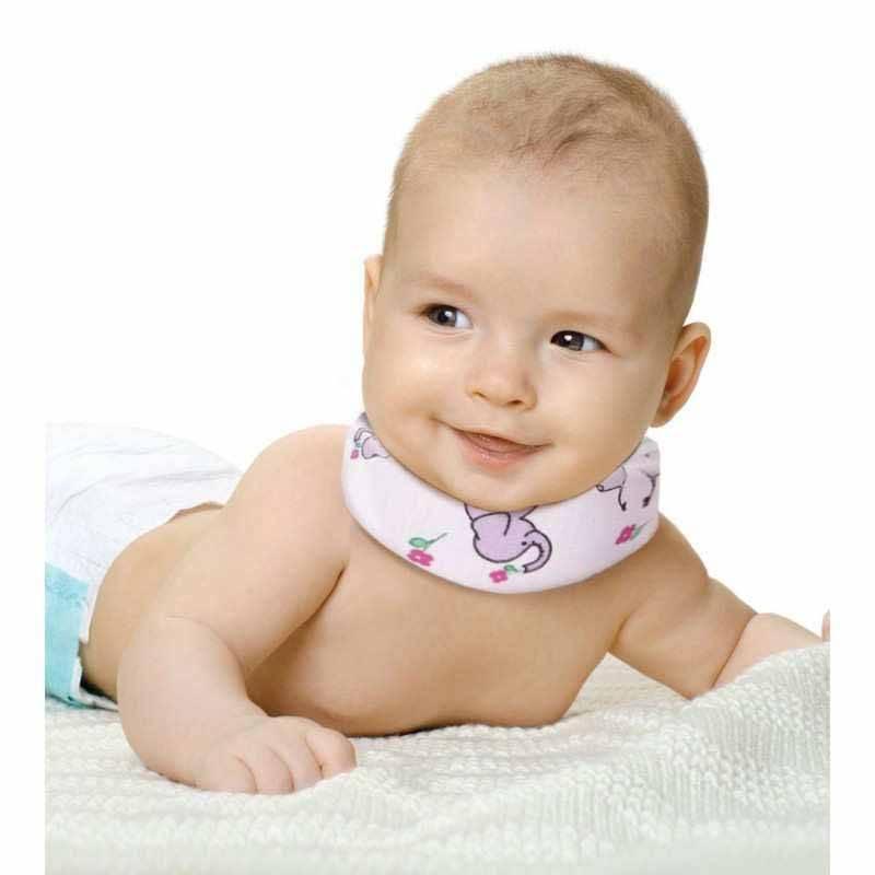Бандаж шейный для новорожденных: модели ортопедических воротников и шин