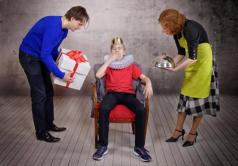 7 ошибок воспитания, которые совершают все мамы