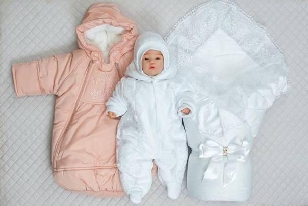 Размер одеяла на выписку для новорожденного - выбираем оптимальный размер