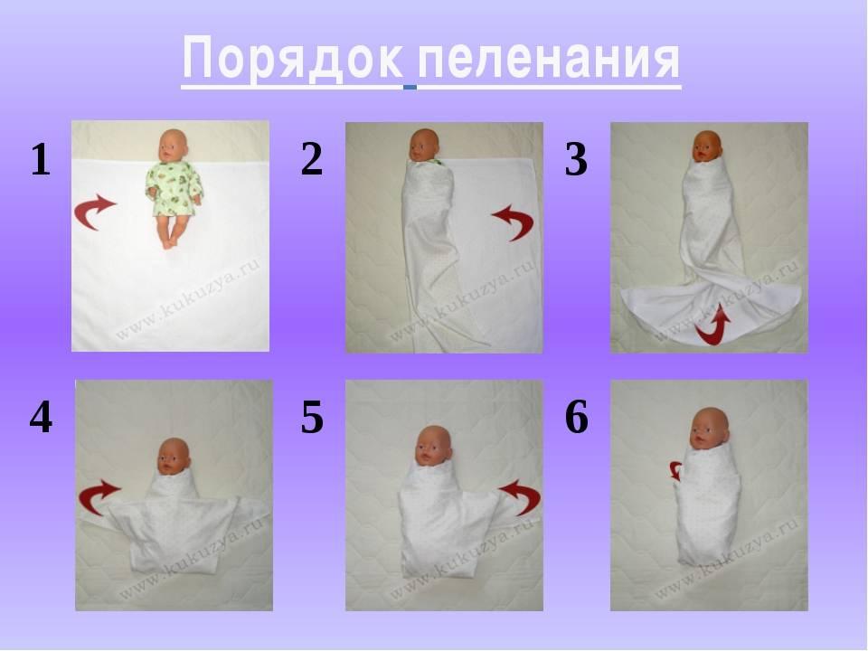 Уход за новорожденным в роддоме особенности, которые полезно знать
