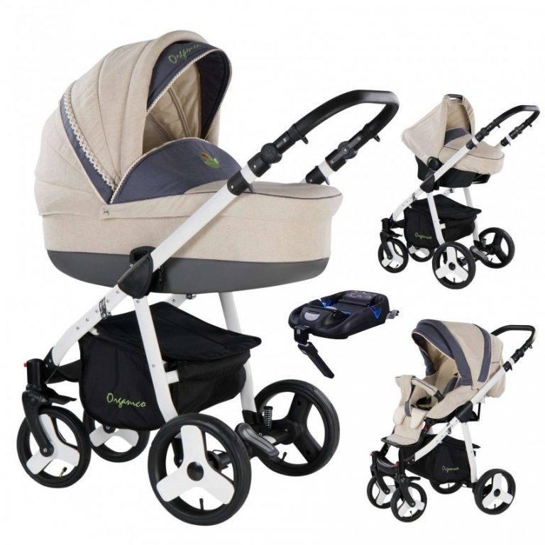 Подробный гид для мам: как выбрать коляску для новорожденного