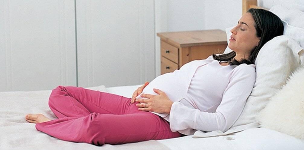 Предвестники родов у повторнородящих