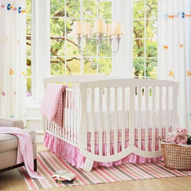 Особенности, требования и разновидности детских кроваток для двойни