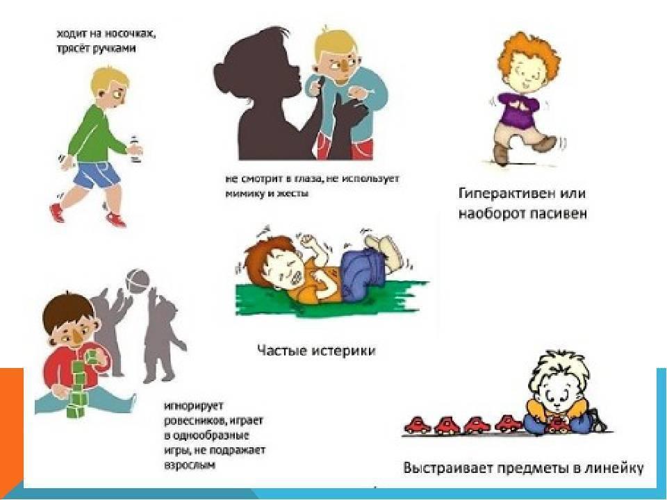 Аутизм у детей: что это за болезнь - причины и симптомы заболевания