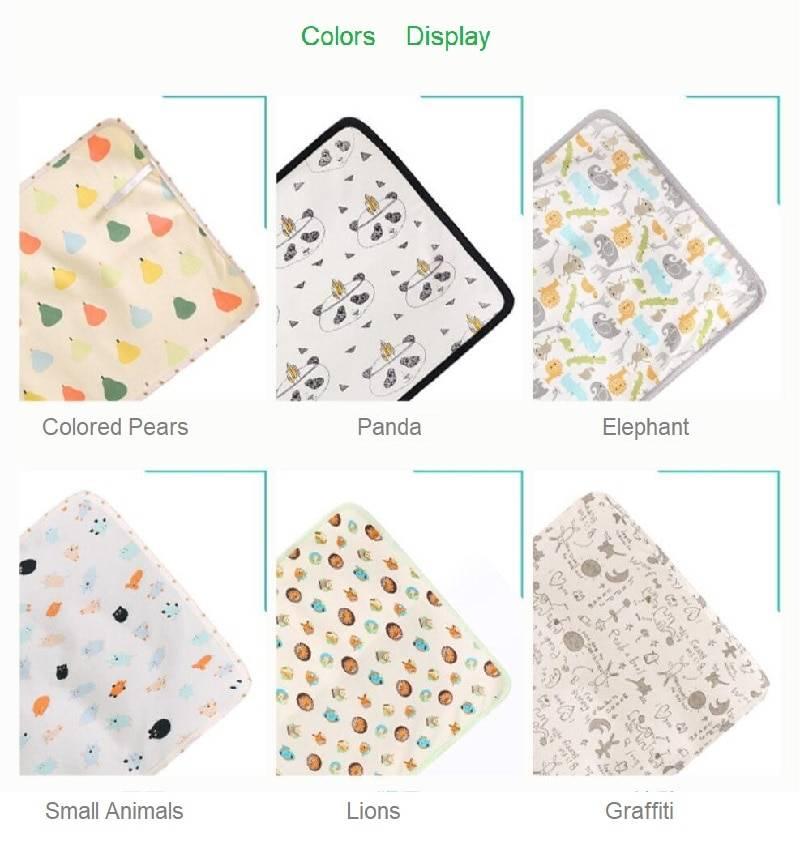 Какого размера нужны пеленки для новорожденного?