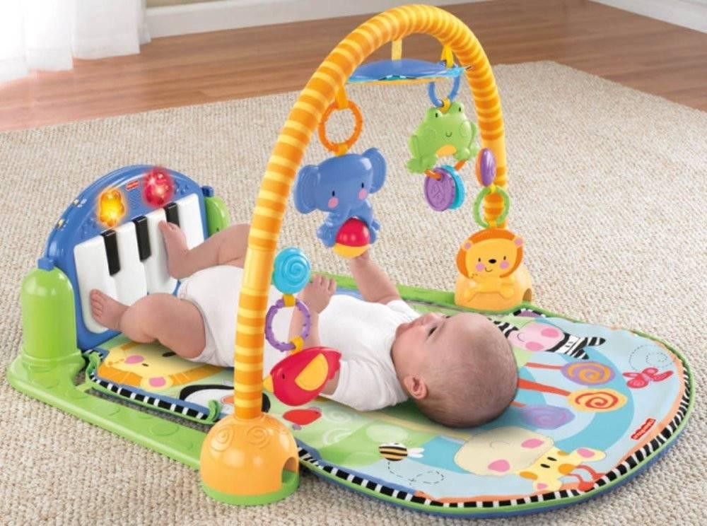 Развивающие игрушки для детей 7 месяцев: что нужно купить малышу