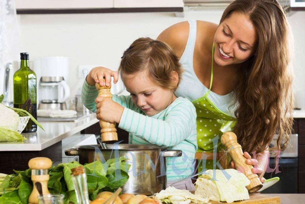 Куда бы приспособить детское питание?