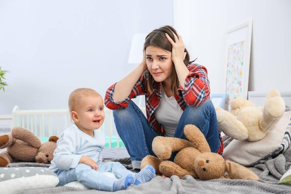 10 страхов, которые есть у каждой мамы