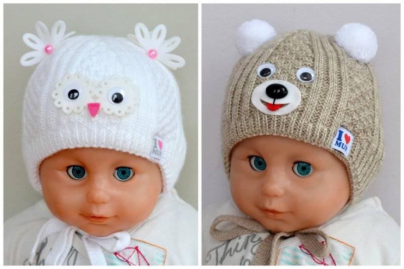 Размер шапочка для новорожденного - журнал о всём