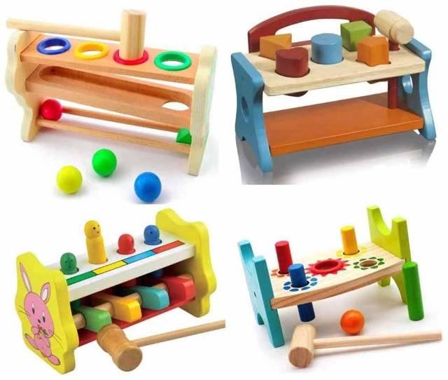Сенсорные коробки для детей своими руками (от 6 месяцев до 2 лет )