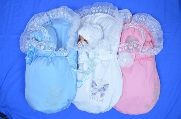 Виды зимней одежды для новорожденных при выписке, что должно быть обязательно