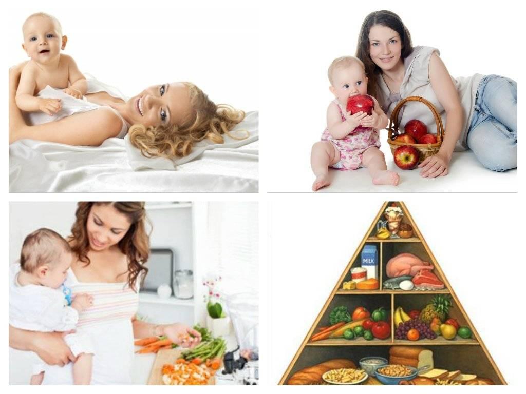 Зефир при грудном вскармливании: можно ли кормящей маме в первый месяц?