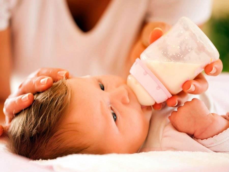 Как правильно кормить новорожденного из бутылочки - леди блеск!