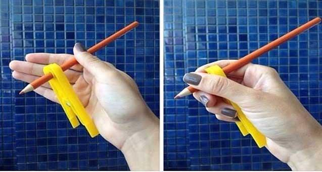 Ребенок неправильно держит ручку при письме: что делать, как переучить