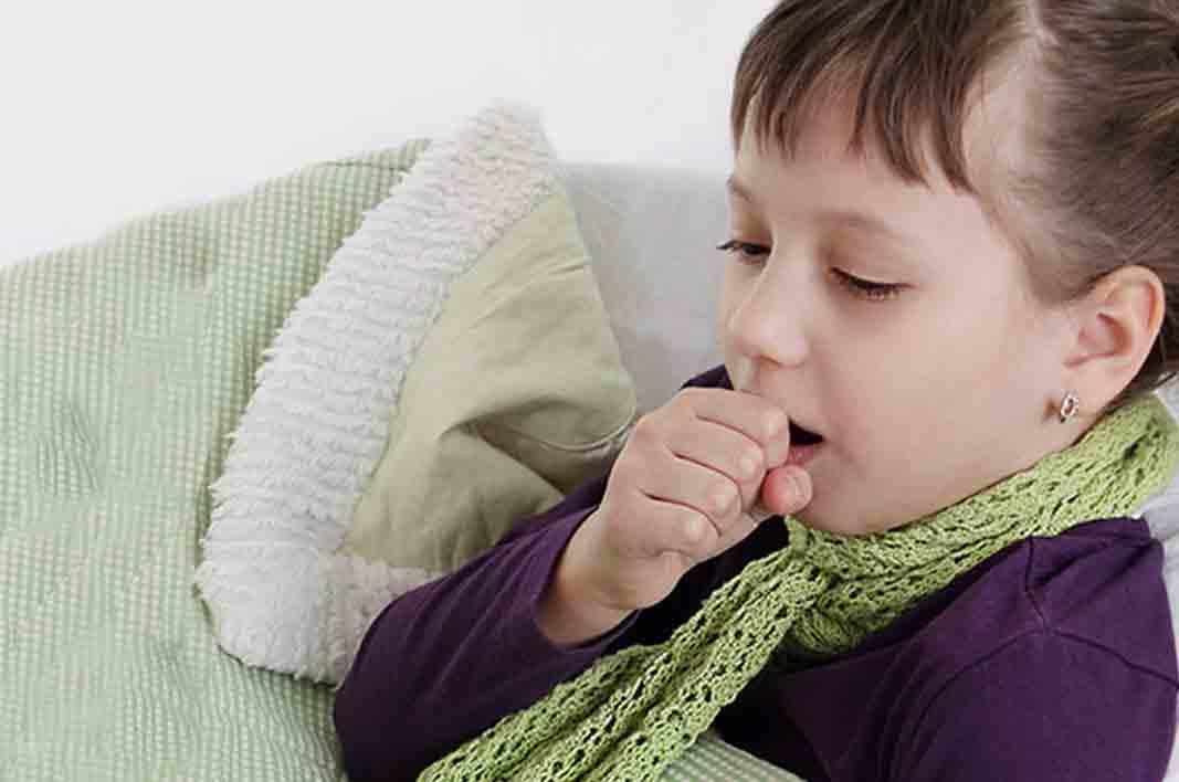 Лающий кашель уребенка— все, что необходимо знать