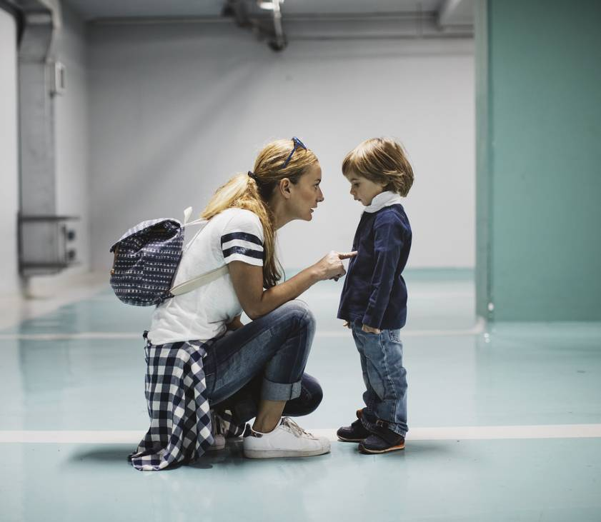 Чувство вины перед ребенком или синдром «плохой мамы» – мамульчик