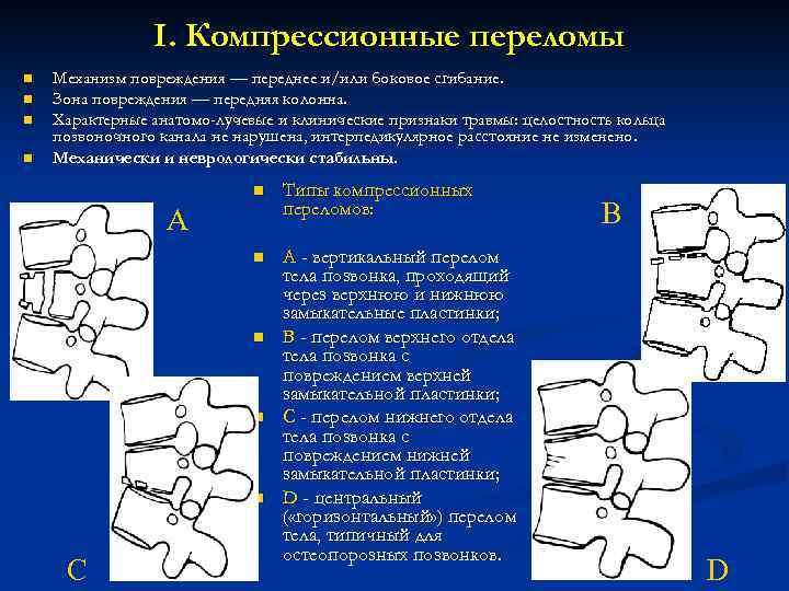 Лфк при компрессионном переломе позвонка в области грудного и поясничного отделов позвоночника / страна врачей