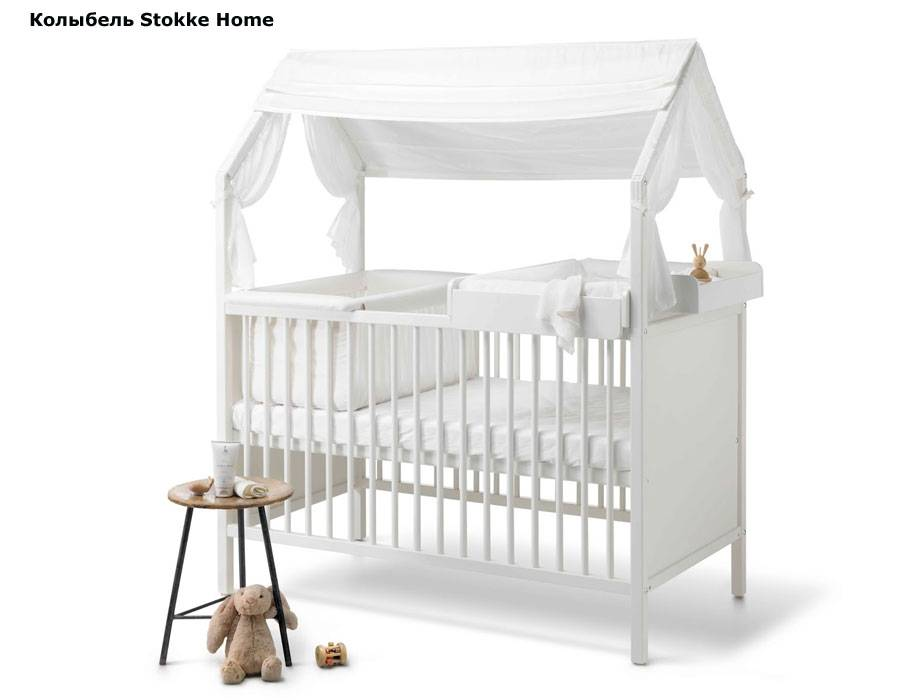 Топ-5 лучших детских кроваток – рейтинг 2021 года