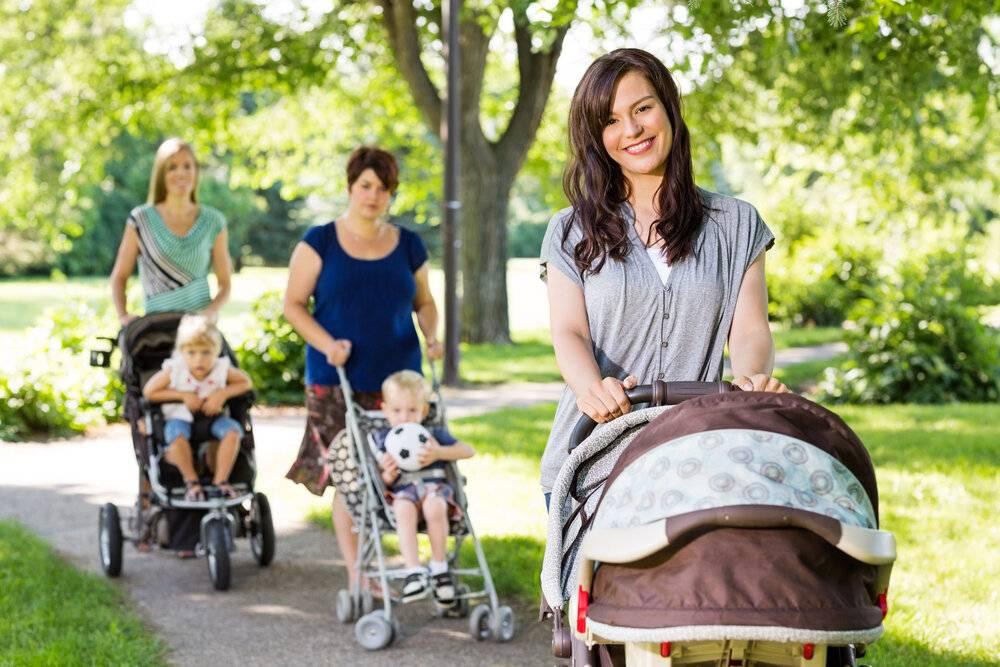 10 незаменимых вещей для прогулок с ребенком
