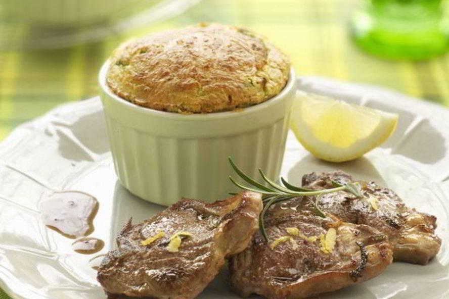 Мясное суфле – рецепт для детей, приготовление блюда в духовке или мультиварке