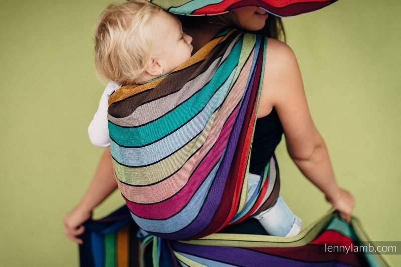 Слинг для новорожденных: разновидности и рейтинг лучших слингов