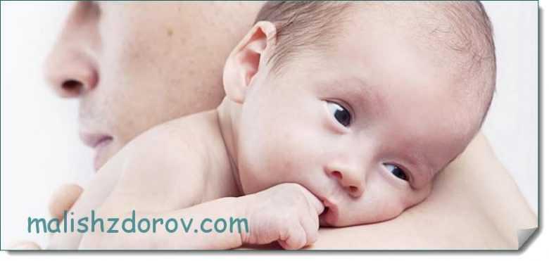 У ребенка трясется подбородок при плаче или кормлении, почему у малышей наблюдается тремор подбородка