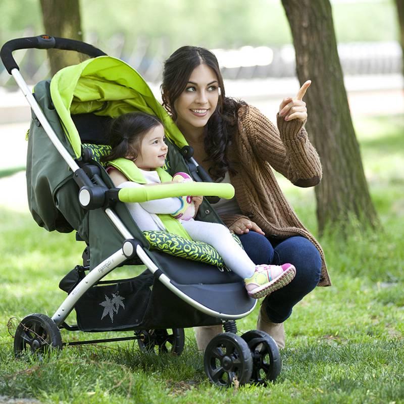 Детские коляски для весны: люлька, прогулка, трансформер? коляски для летних новорожденных