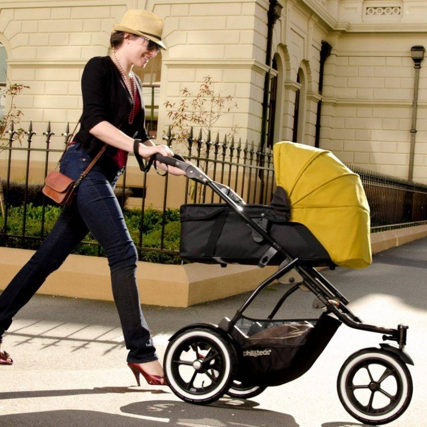 Как выбрать прогулочную коляску