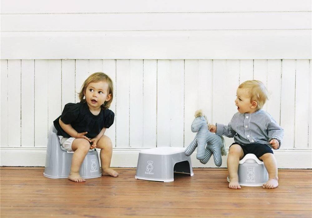 Как выбрать горшок для ребёнка: складной, музыкальный, для мальчика и девочки
