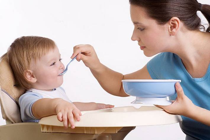 Куда бы приспособить детское питание? - люблю готовить - страна мам