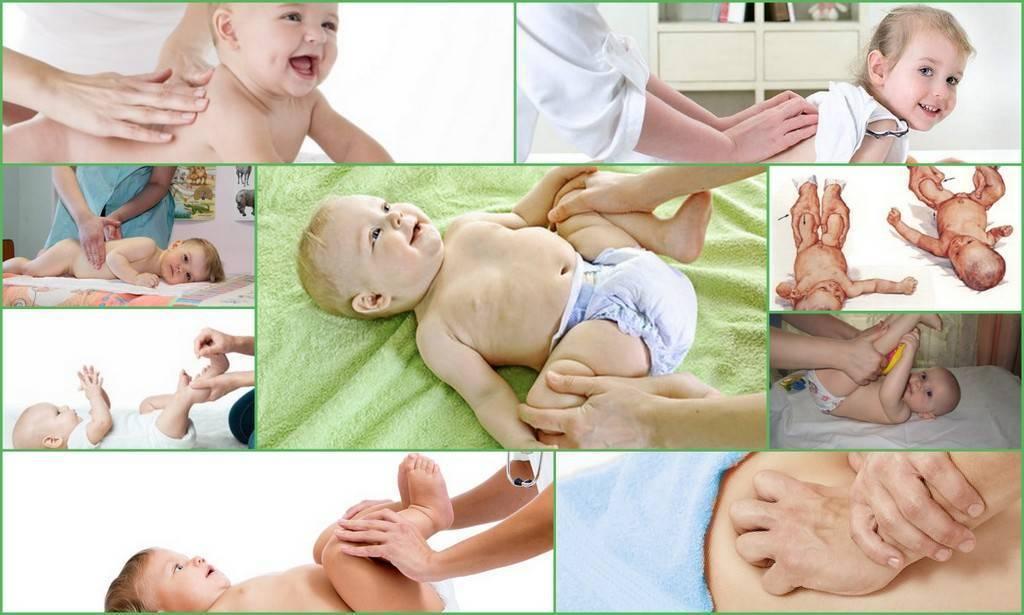 Упражнения при дисплазии тазобедренных суставов у новорожденных: гимнастика для грудничков, особенности лфк для детей