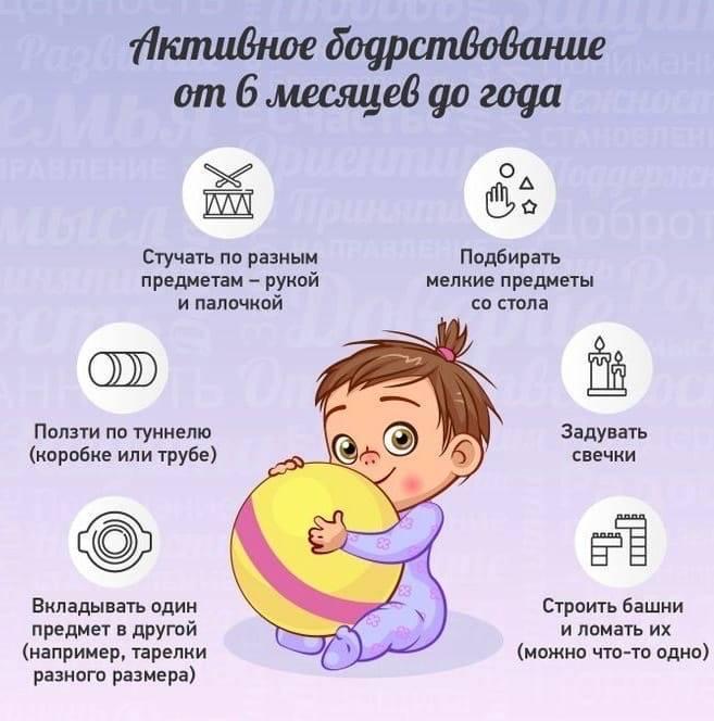 Что должен уметь ребенок в 10 месяцев мальчик: таблица, видео