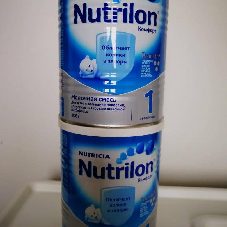 Как правильно разводить смесь нутрилон премиум 1