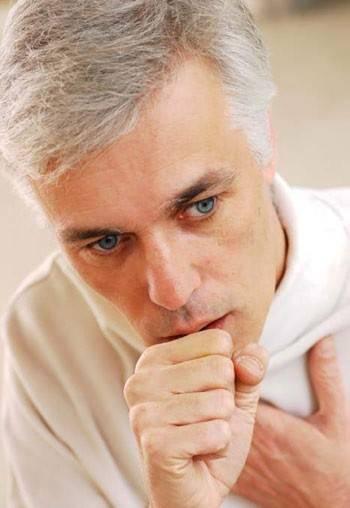Лечение кашля в горле