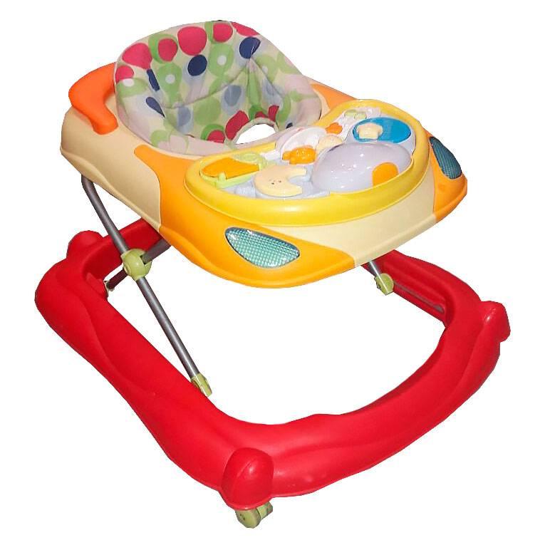 С какого возраста можно использовать детские ходунки для девочек и мальчиков, плюсы и минусы
