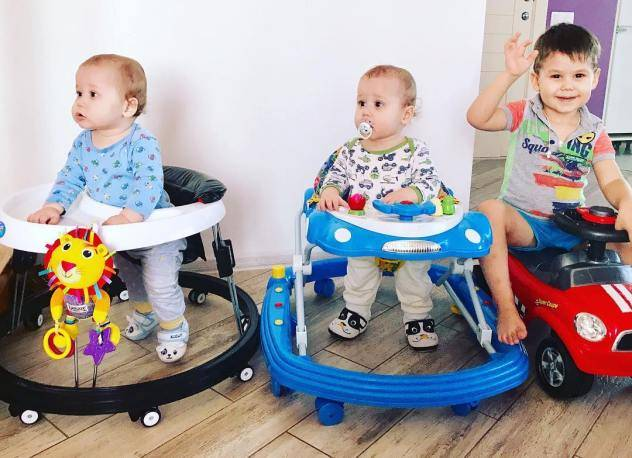 Лучшие ходунки для ребенка: рейтинг моделей 2020 года (топ-8)