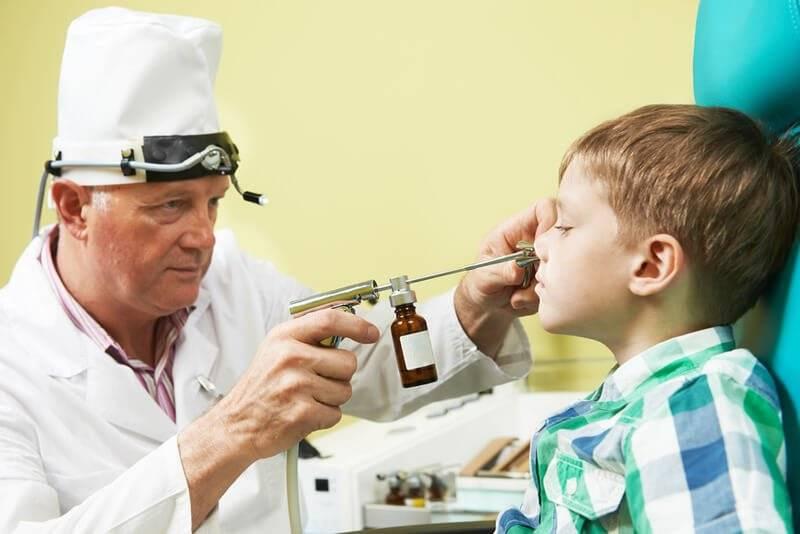 Лечение двухстороннего гайморита у ребенка