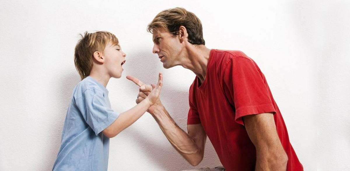Как перестать раздражаться наребенка?