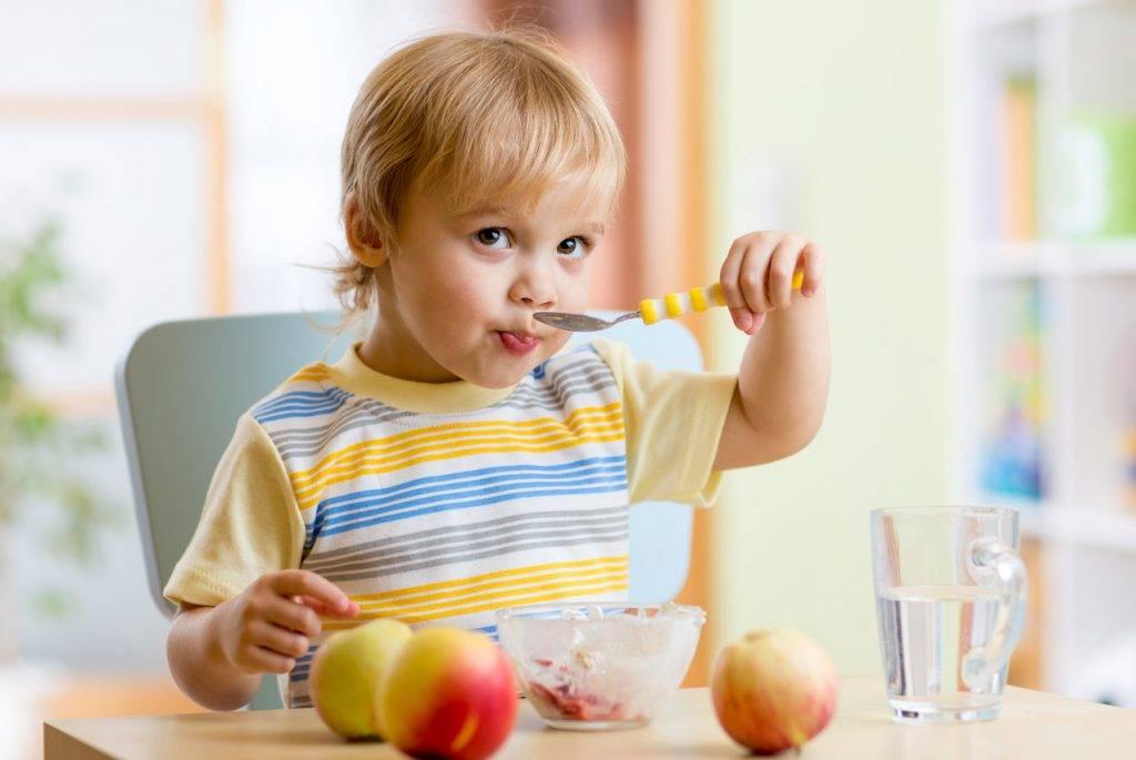 Как приучить ребенка к здоровому питанию: основные правила