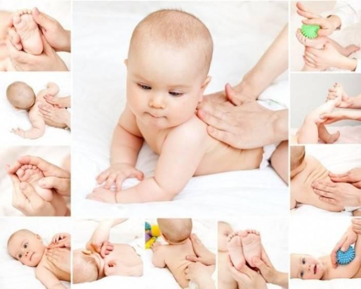 Как научить ребенка переворачиваться с живота на спину, со спины на живот