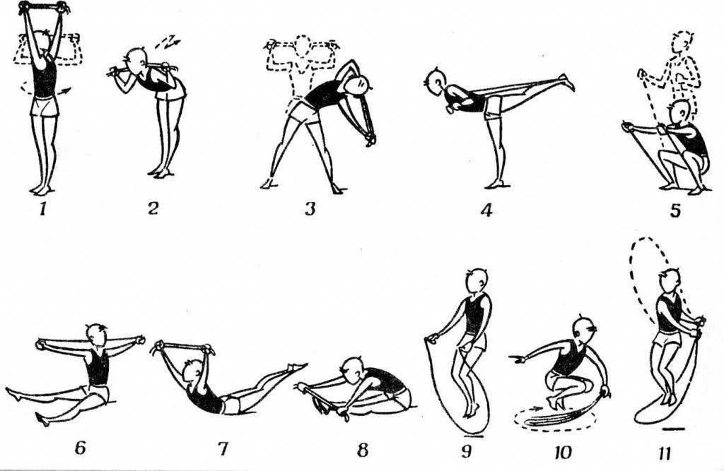 3 способа научить ребенка прыгать через скакалку